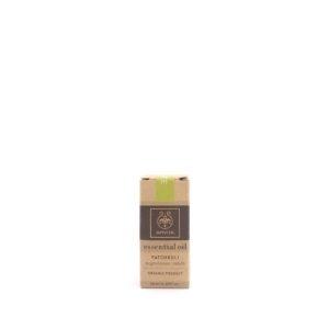 Apivita Patchouli Essential Oil 有機認證香薰油 (廣藿香) 10ml