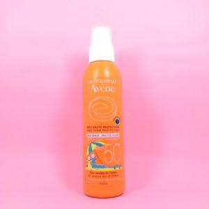 Avène Very High Protection Sun Spray SPF 50 幼兒高效防曬噴霧 SPF50 200ml