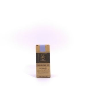 Apivita Rosemary Essential Oil 有機認證香薰油 (迷迭香) 5ml