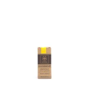 Apivita Grapefruit Essential Oil 有機認證香薰油 (西柚) 10ml