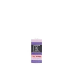 Apivita Time To Relax Essential Oil Blend 10ml
