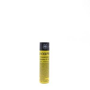 Apivita Lip Care Chamomile SPF15 4.4g