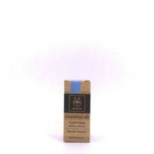 Apivita Clary Sage Essential Oil 有機認證香薰油 (鼠尾草) 5ml