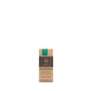 Apivita Eucalyptus Essential Oil 有機認證香薰油 (尤加利) 10ml