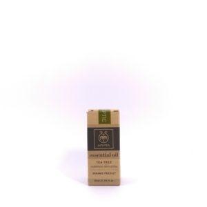 Apivita Tea Tree Essential Oil 有機認證香薰油 (茶樹) 10ml