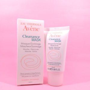 Avène Cleanance Mask 深層潔淨去角質面膜 50ml