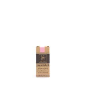 Apivita Ylang Ylang Essential Oil 有機認證香薰油 (依蘭依蘭) 10ml