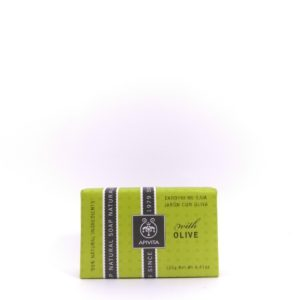 Apivita Natual Soap with Olive 125g