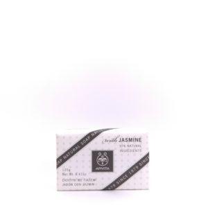 Apivita Natural Soap with Jasmine 125g