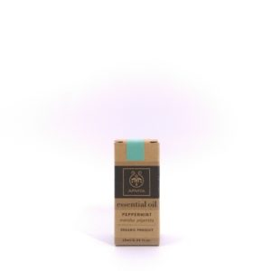 Apivita Peppermint Essential Oil 有機認證香薰油 (薄荷) 10ml
