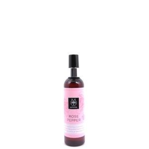 Apivita Body Reshaping Massage Oil with Pink Pepper & Bulgarian Rose 150ml