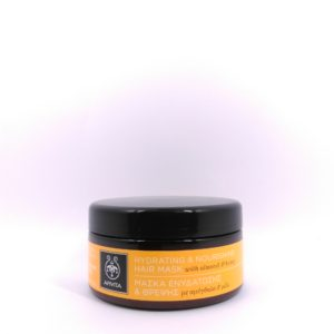 Apivita Hydrating and Nourishing Hair Mask with Almond & Honey 200ml