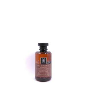 Apivita Oily Dandruff Shampoo with White Willow & Propolis 250ml
