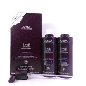 Aveda invati advanced scalp revitalizer 頭皮激活精華 2x150ml