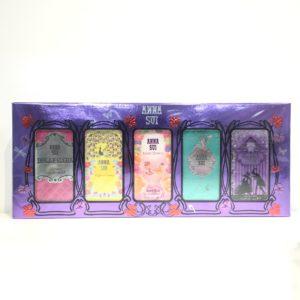 Anna Sui Secret Wish Purple Set 5 pcs