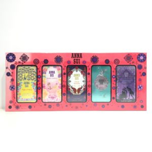 Anna Sui Secret Wish Red Set 5pcs